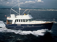 Моторная яхта Swift Trawler 42